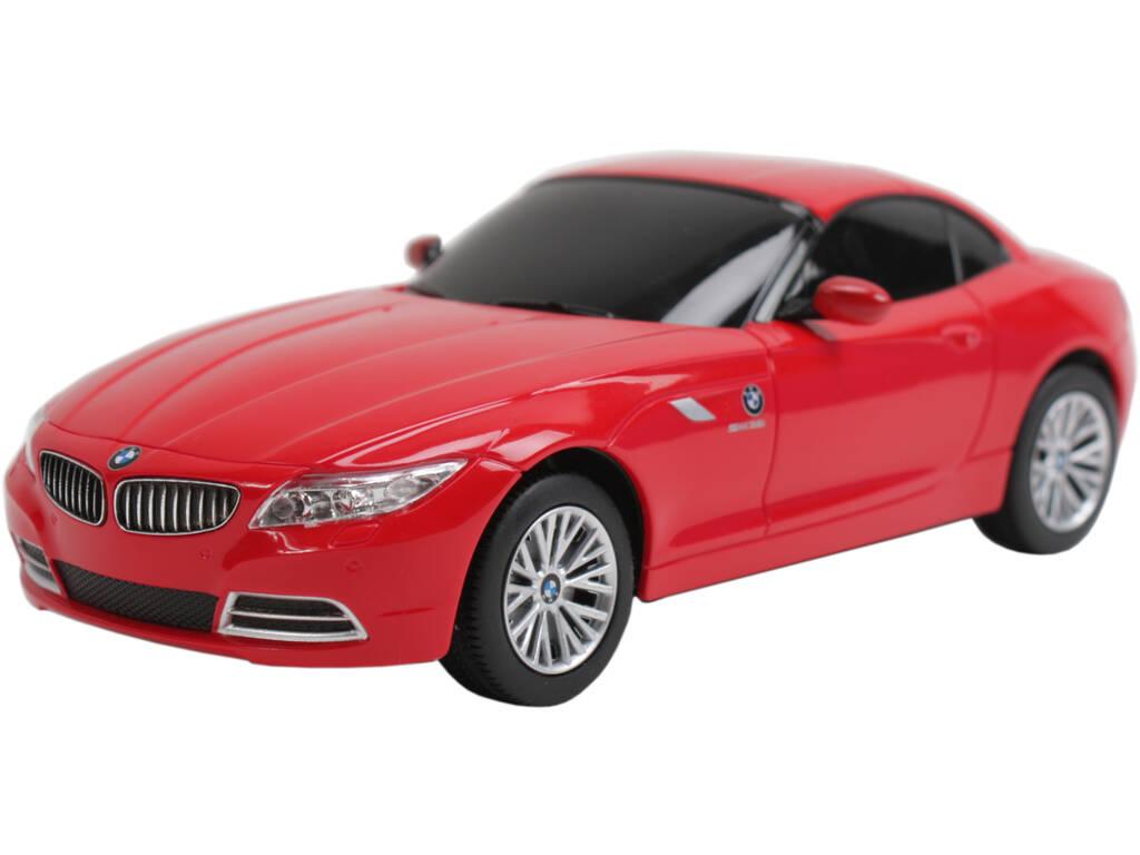 Radio Control 1:24 BMW Z4 Rojo