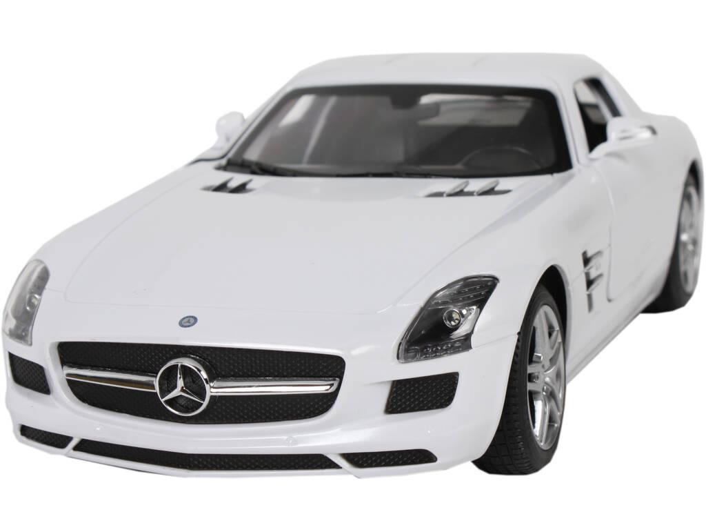 Radio Control 1:14 Mercedes Benz SLS AMG Blanco