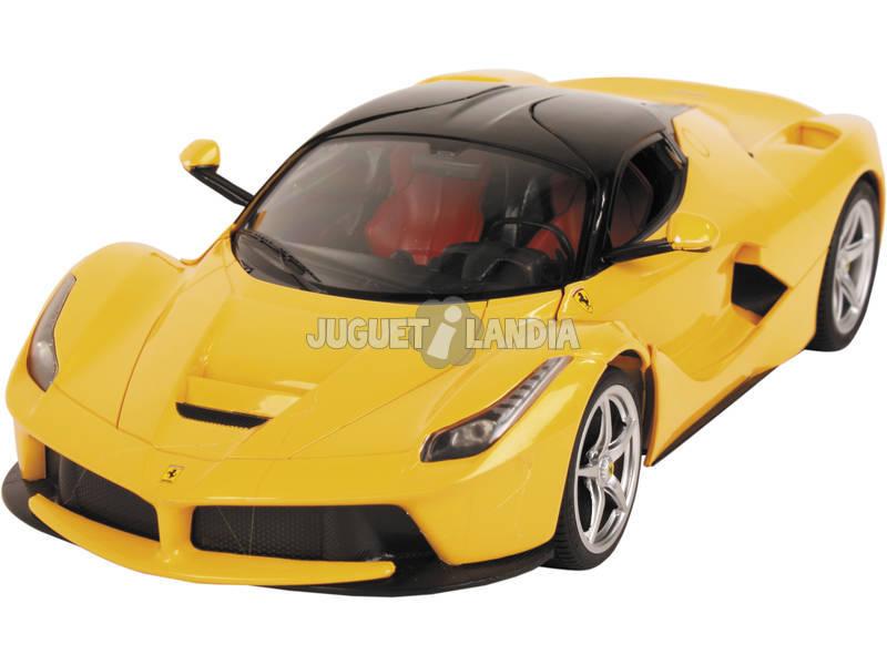 Radio Control 1:14 Ferrari LaFerrari Amarillo
