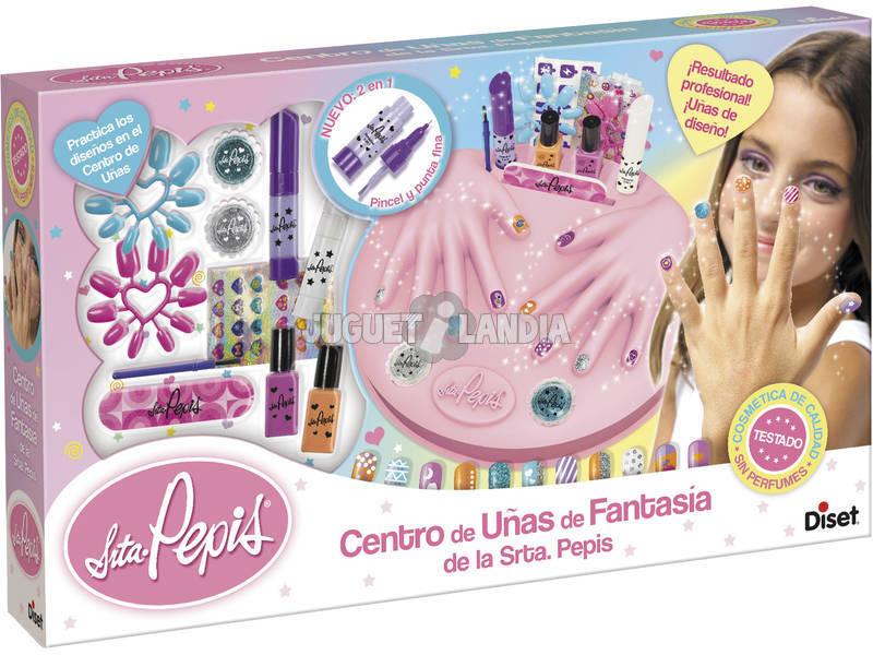 Centro Uñas de Fantasía de la Señorita Pepis Diset 46783