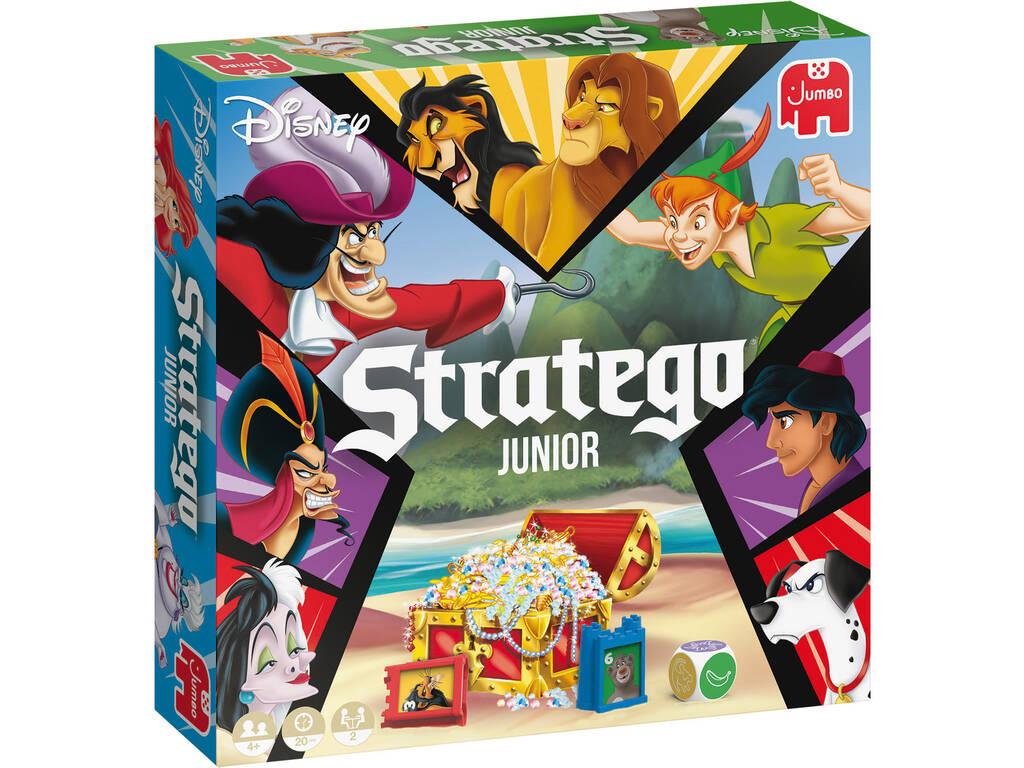 Stratego Disney Junior Diset 19803