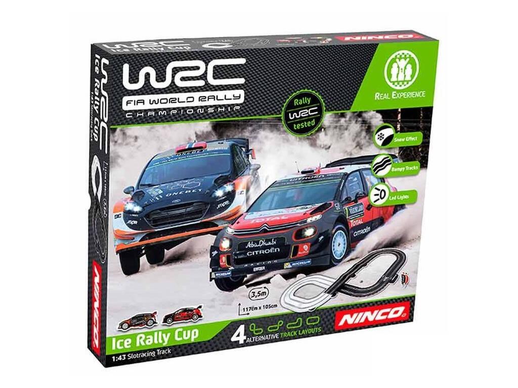 World Rally Championship Ice Rally Cup Ninco 91000