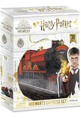 Harry Potter Puzzle 3D Expreso de Hogwarts World Brands DS1010H