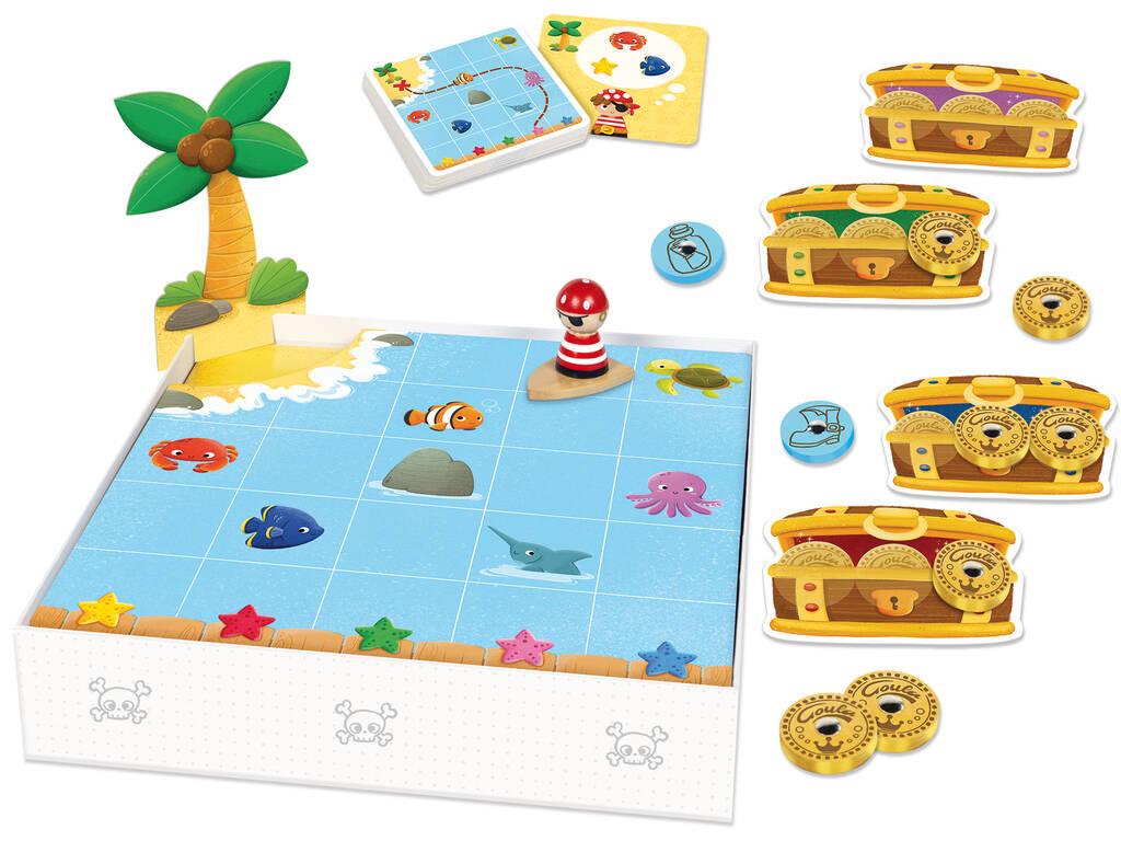 Jeu Pirates Island Diset 53169