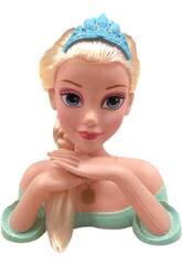 Buste Princesse de Glace avec des Mains et des Accessoires