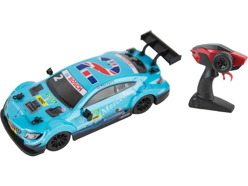 Coche Radio Control 1:16 Mercedes AMG Azul