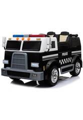 Camion à Batterie Panier à Salade 12v. Télécommande