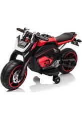 Moto Batería 6v. Sport M1200 Roja