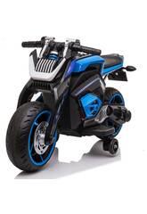Moto Batería 6v. Sport M1200 Azul