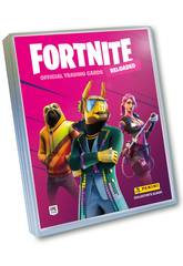 Fortnite Reloaded Official Tradings Cards Archivador con 3 sobres Panini 8018190008128