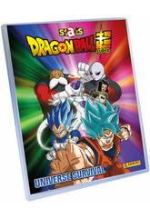Dragon Ball Super Staks Mega Pack Arquivador, 2 envelopes e Tabuleiro de Jogo Panini 8018190011883