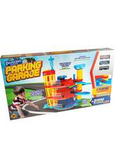Parking dans un Garaje 3 Étages et Héliport avec 3 Véhicules