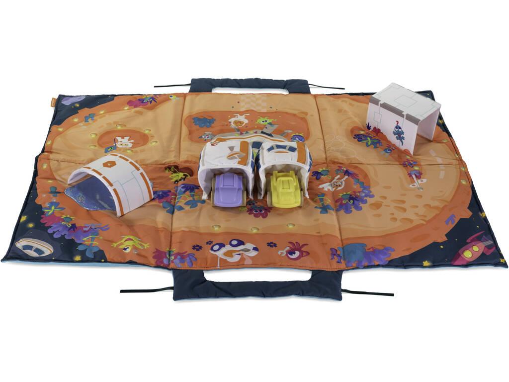 Alfombra Circuito Espacial con Coches Miniland 75007