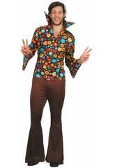 Déguisement Hippie Homme Taille XL