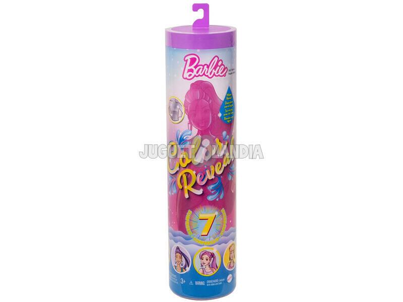 Barbie Muñeca Color Reveal Brillos Mattel GTR93