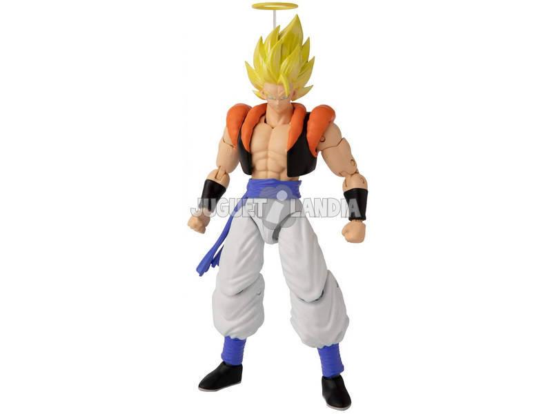 Dragon Ball Super Figurine Deluxe Super Saiyan Gogeta Bandai 36768