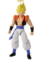Dragon Ball Super Figura Deluxe Super Saiyan Gogeta Bandai 36768