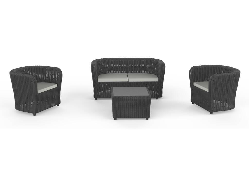 Muebles Jardín Set Nova Confort SP Berner 55388