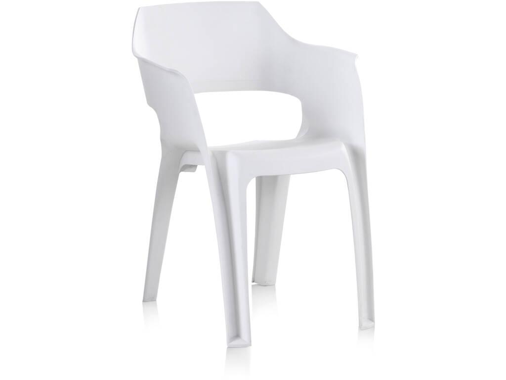 Muebles Jardín Silla Goya Blanca SP Berner 80685