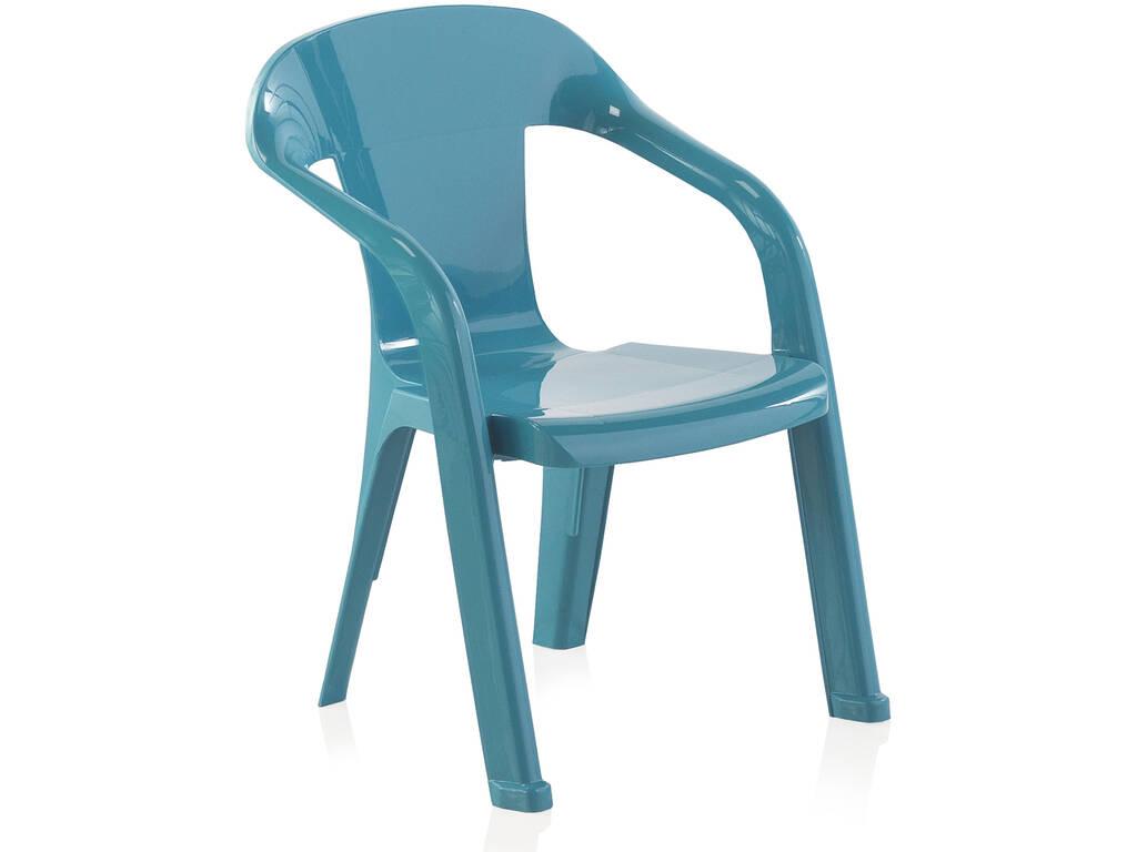 Muebles Jardín Silla Baghera Azul SP Berner 55191