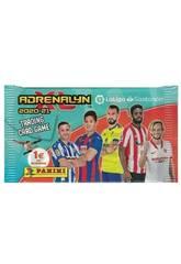 Busta La Liga Adrenalyn XL 2020/2021 Trading Card Game Panini 004221B6B