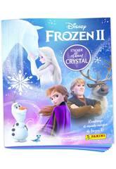 Frozen II Crystal Álbum Panini 003987AE