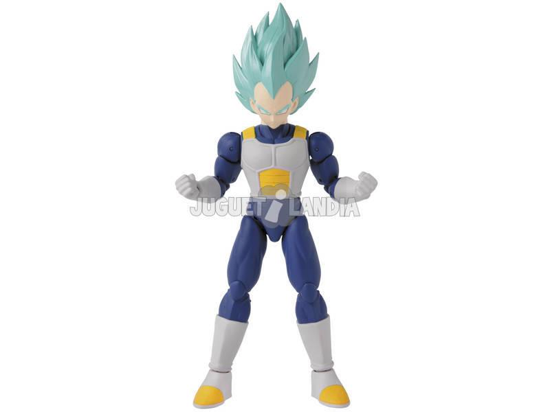 Dragon Ball Super Figurine Deluxe Super Saiyan B VEGETA VERSION 2 Bandai 36773
