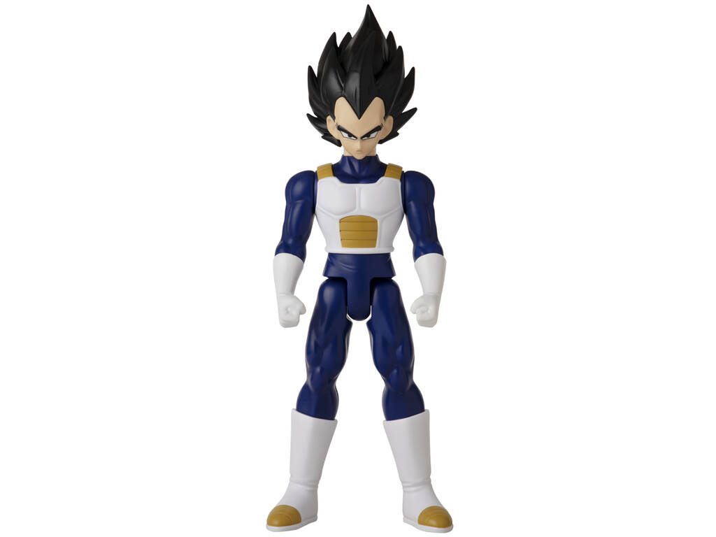 Dragon Ball Super Limit Breaker Series Figura Vegeta Bandai 36739