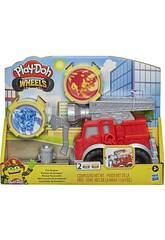 Playdoh Mini Camión de Bomberos Hasbro F0649