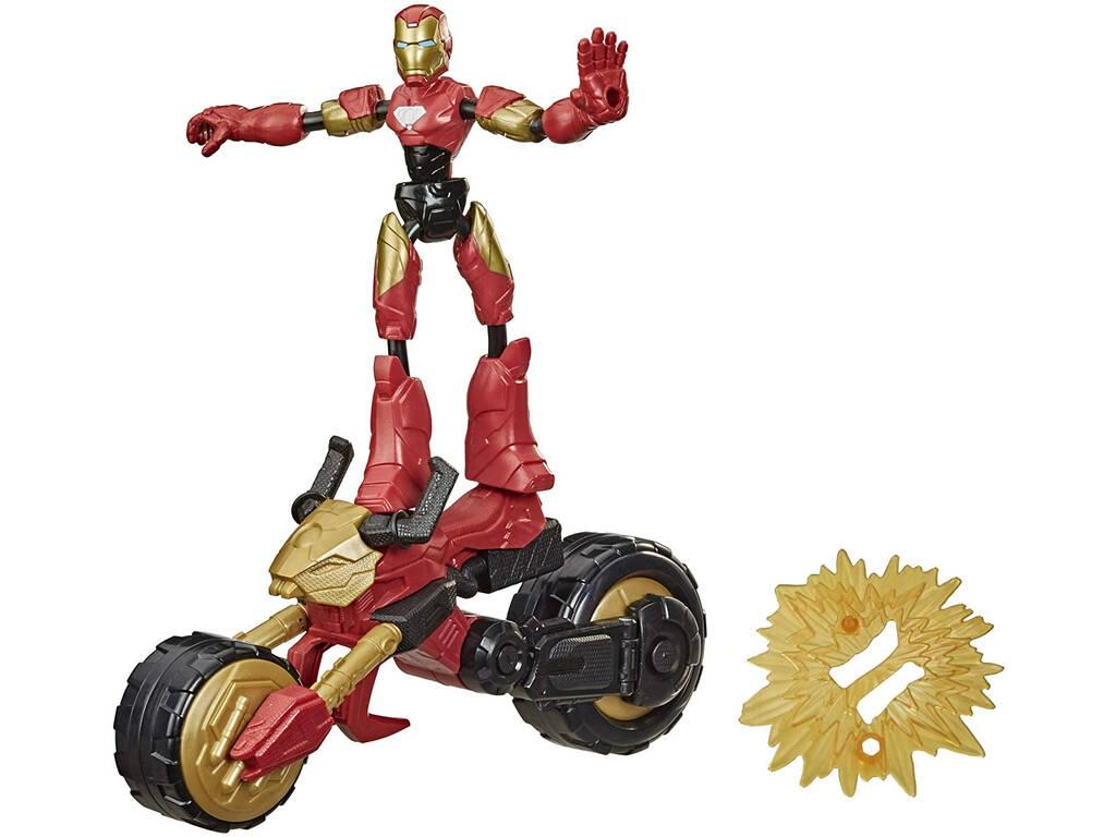 Avengers Bend And Flex Véhicule Iron Man Hasbro F0244