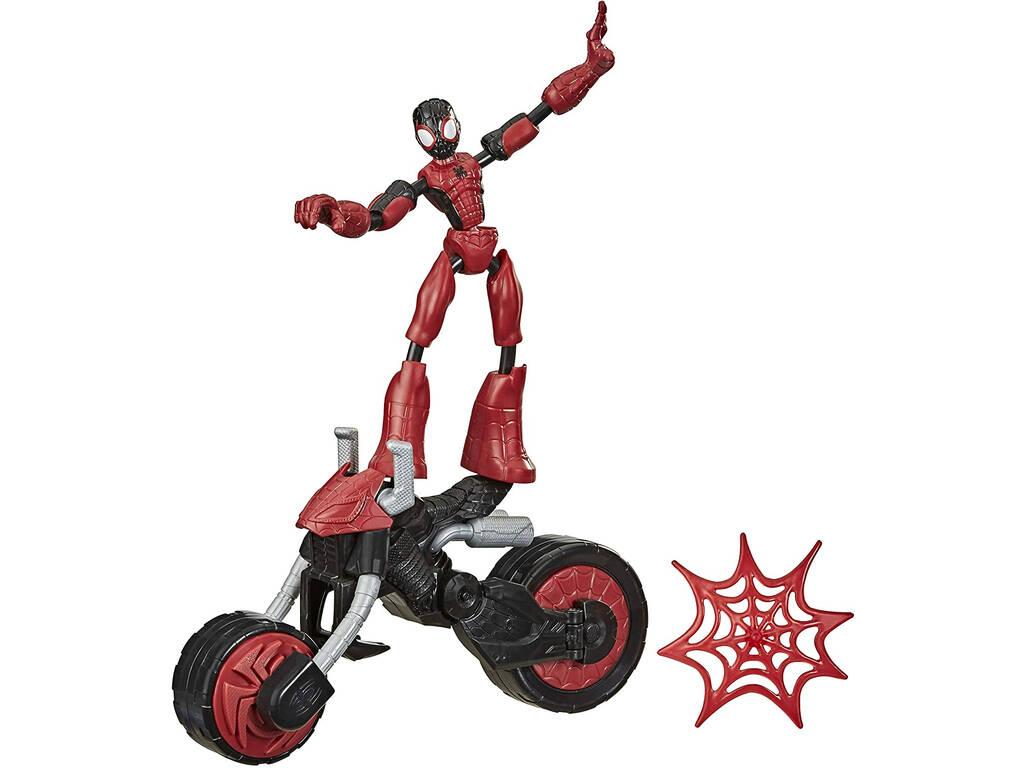 Avengers Bend And Flex Vehículo Spiderman Hasbro F0236