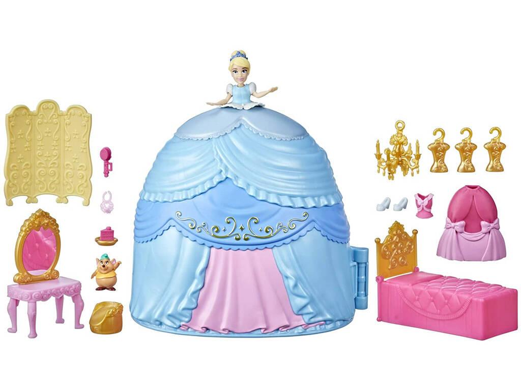 Disney Princesses Cendrillon et ses Surprises Jupe des Rêves Hasbro F1386