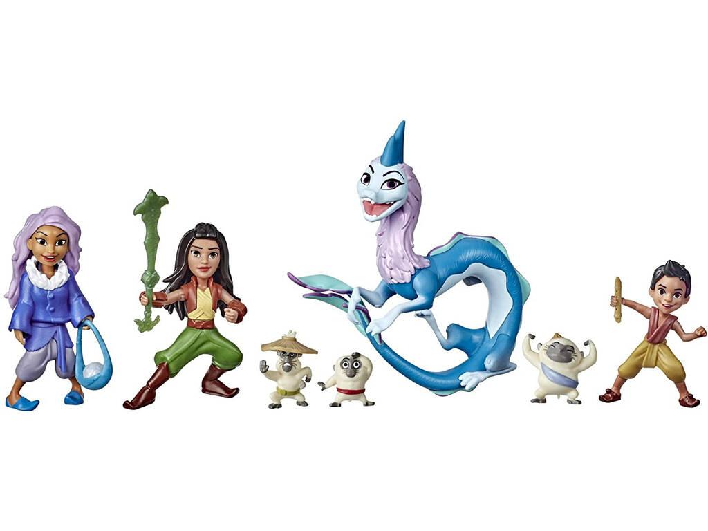 Raya y El Último Dragón Set de Aventuras en Kumandra Hasbro E9474