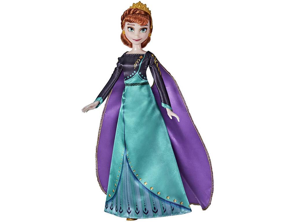 La Reine des Neiges 2 Poupée Princesse Anna Hasbro F1412