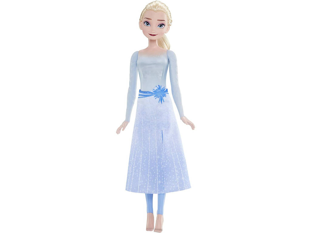 La Reine des Neiges 2 Elsa Lumière aquatique Hasbro F0594