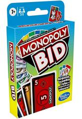 Jeu de société Monopoly Bid Hasbro F1699