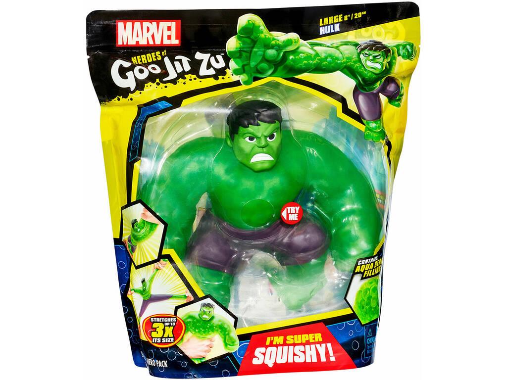 Goo Jit Zu Super Héroe Hulk Bandai CO41106