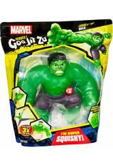 Goo Jit Zu Super-Héros Marvel Figurine Hulk Bandai CO41106