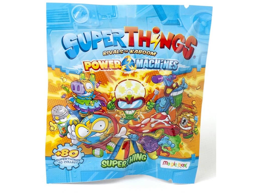Superthings Power Machines Sachet Série 1 Magic Box PST7D250IN00