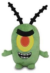 Sponge Bob Mini Peluche Plankton Bandai 690506