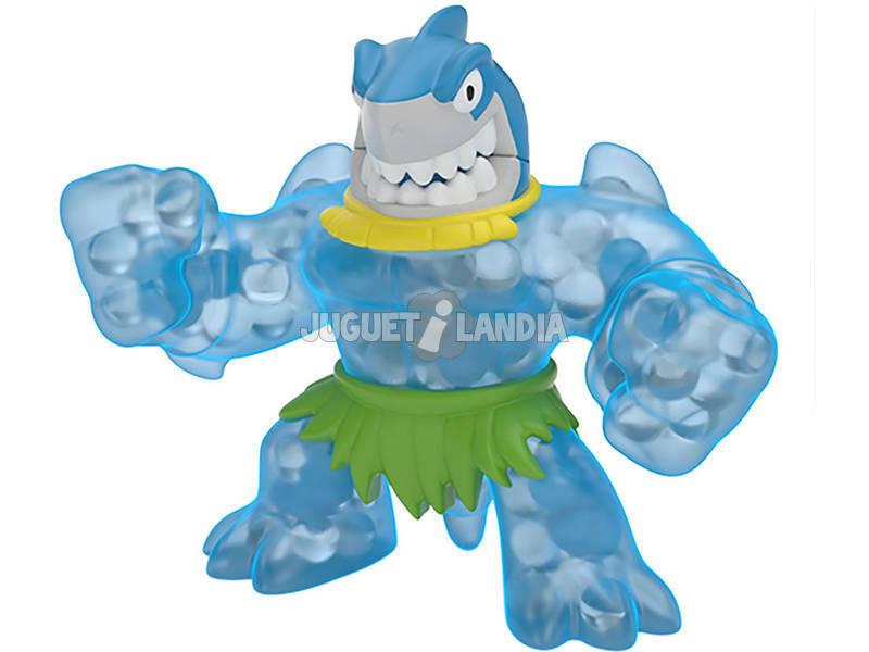 Heroes Of Goo Jit Zu Súper Dino Power Figurine Thrash Bandai CO41089