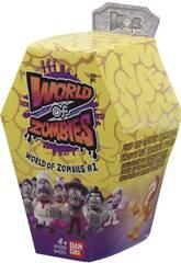 World Of Zombies Figura Sorpresa Bandai 44200