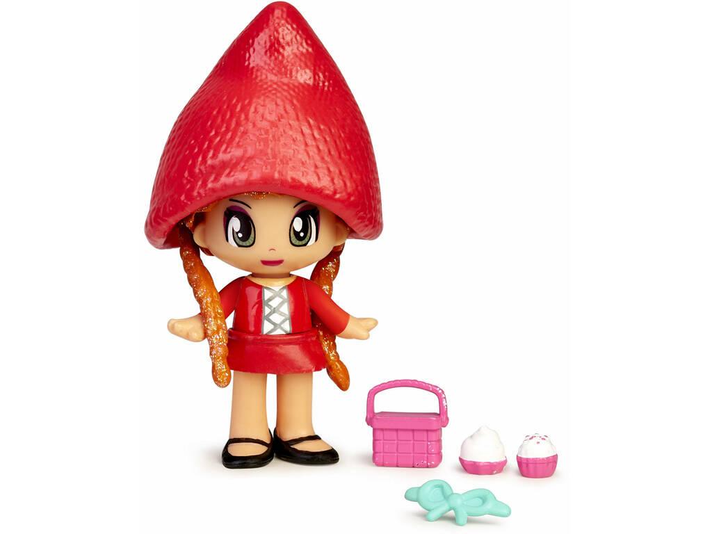 Pinypon Poupée Le Petit Chaperon Rouge Famosa 700016244
