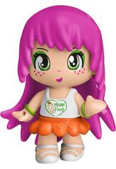 Pinypon Figur Serie 11 Rosa Haar Famosa 700016215