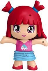 Pinypon Figurine Série 11 Cheveux Rouges Famosa 700016215