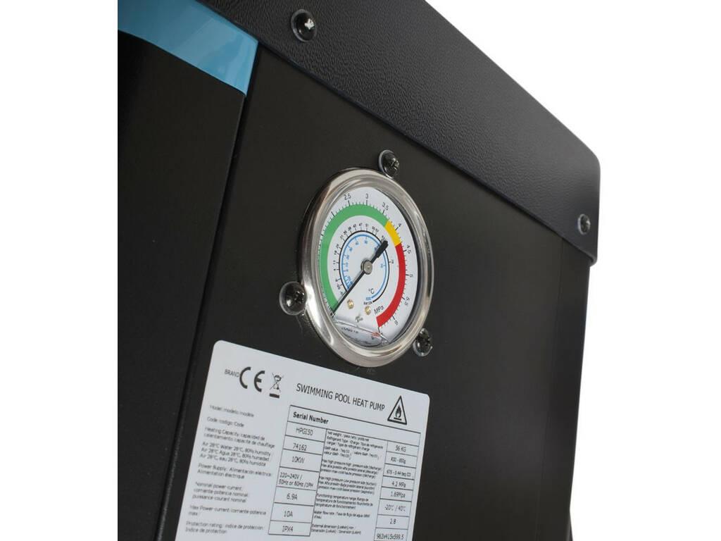 Gre Bomba de Calor Inverter para Piscina Elevada y Enterrada de hasta 85.000 L HPGI85