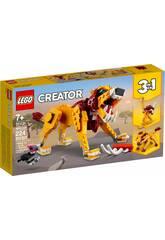 Lego Creator León Salvaje 31112