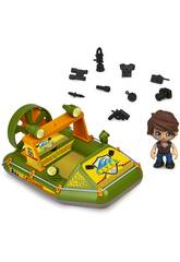 Pinypon Action Wild Lancha Rescate Famosa 700016340