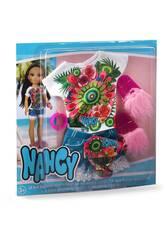 Nancy Luxury Vêtements de poupée Tropic Famosa 700016431