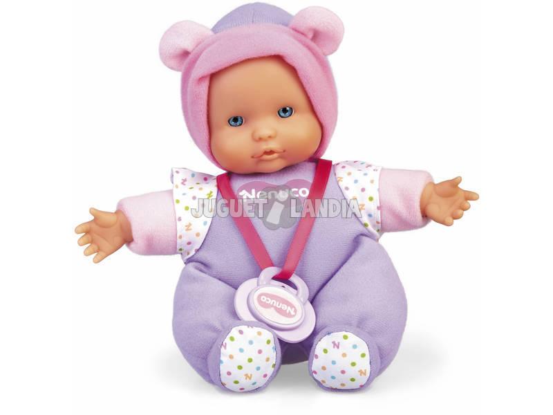 Nenuco Mini Baby Pyjama Violet Famosa 700016284